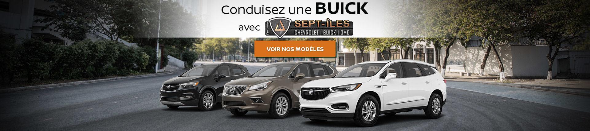 Buick Sept-Îles