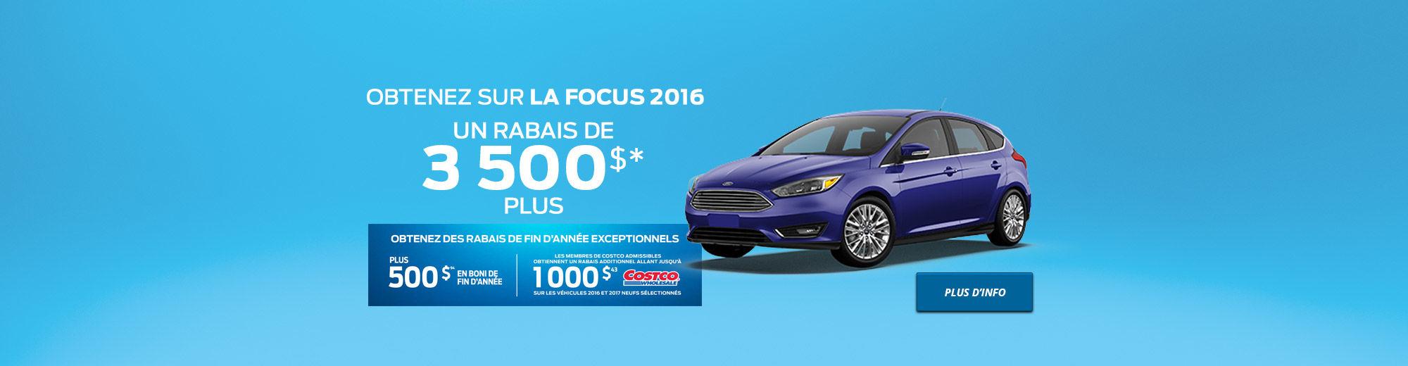 Focus et Fusion