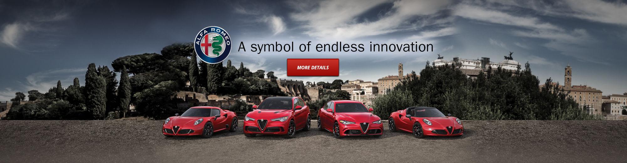 Alfa Romeo A symbol of endless innovation