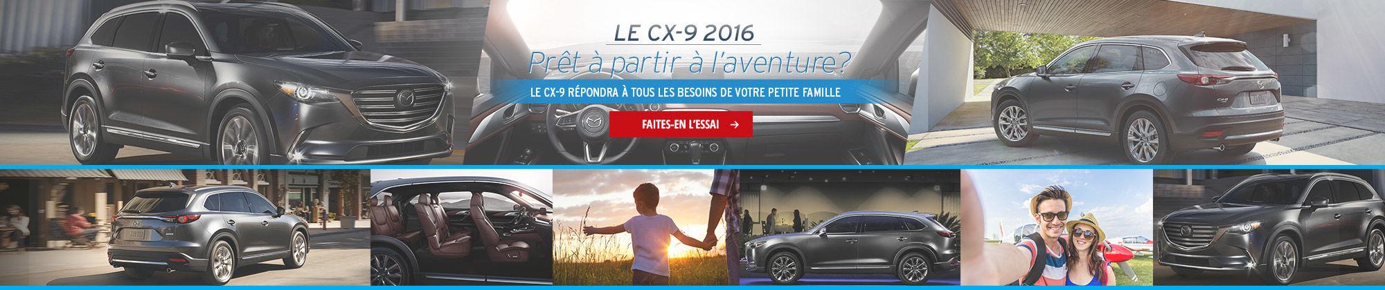 Le CX-9 2016