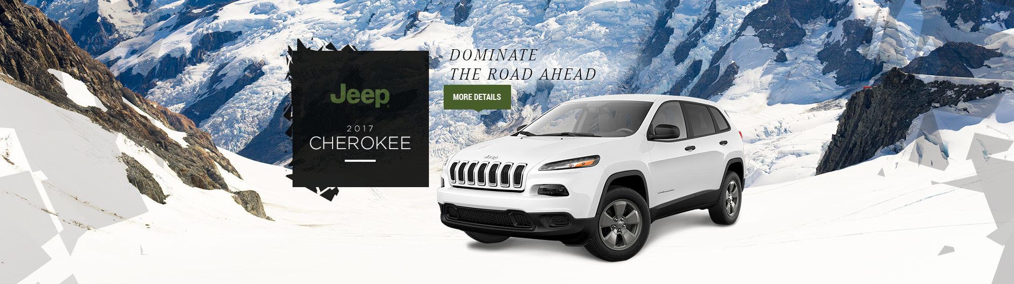 2017 Cherokee