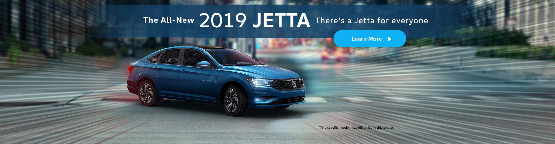 Pre-Order The 2019 Jetta