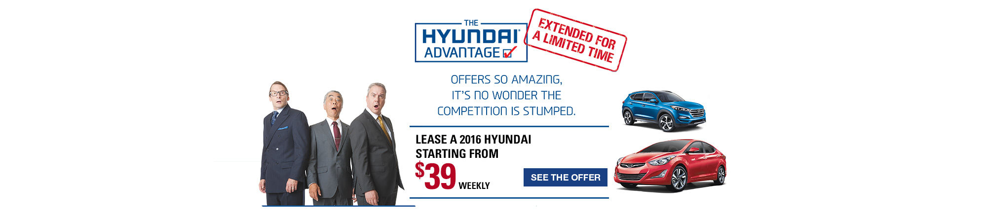 The Hyundai Advantage - event