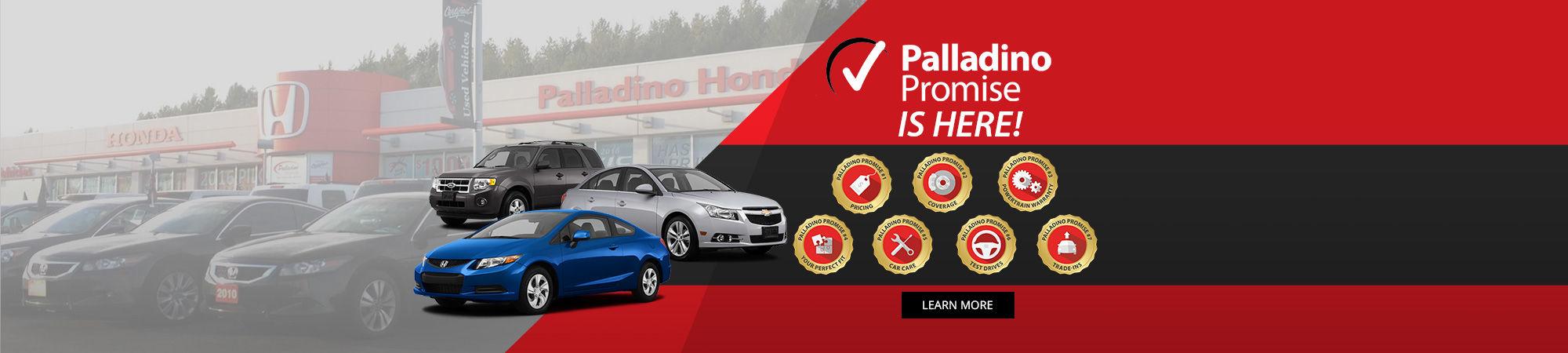The Palladino Promise !