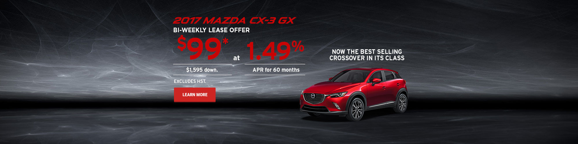 Get Into The Drive Event - CX3