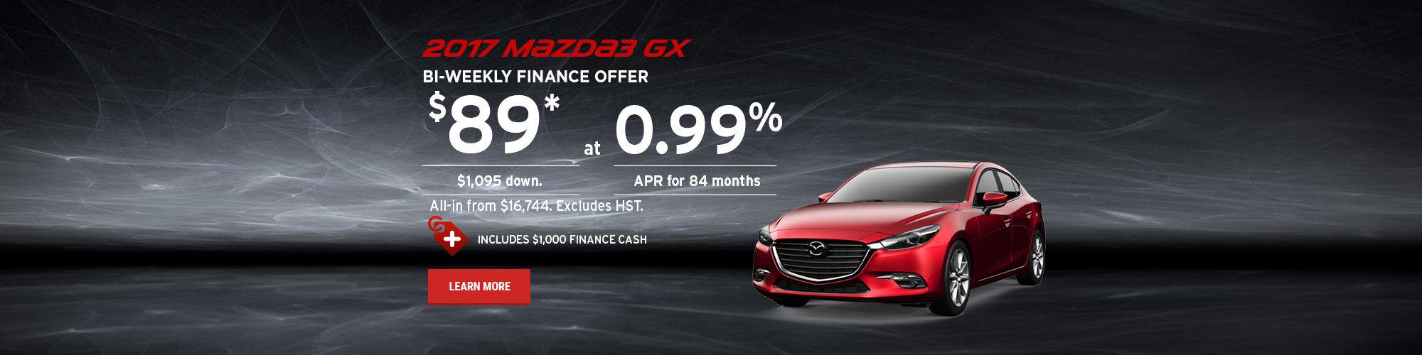Mazda's Summer Drive Event - M3