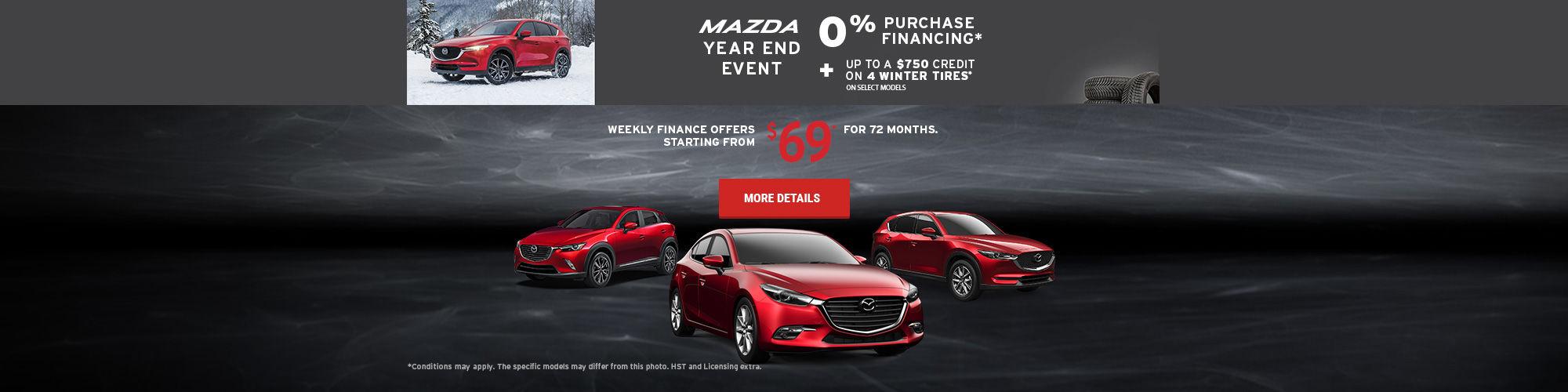 Mazda event