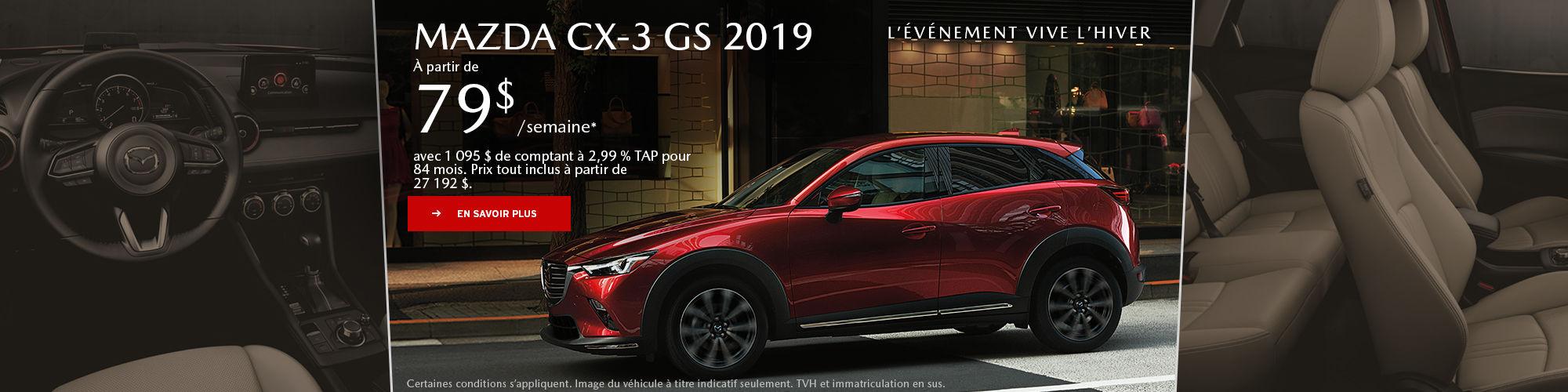 CX-3 2019 - header
