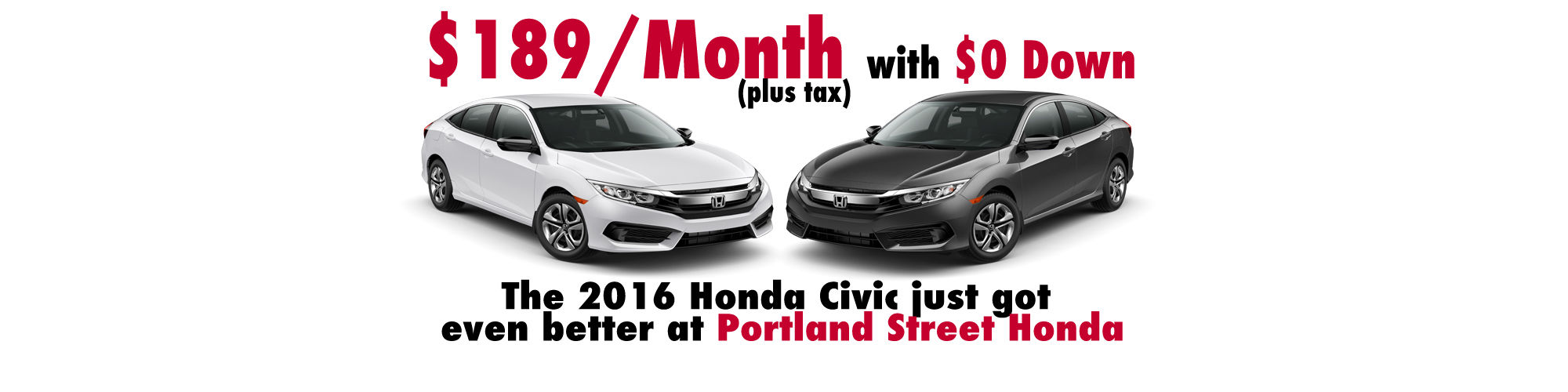 The 2016 Civic just got Better