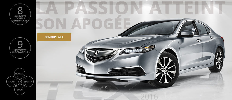 TLX 2016