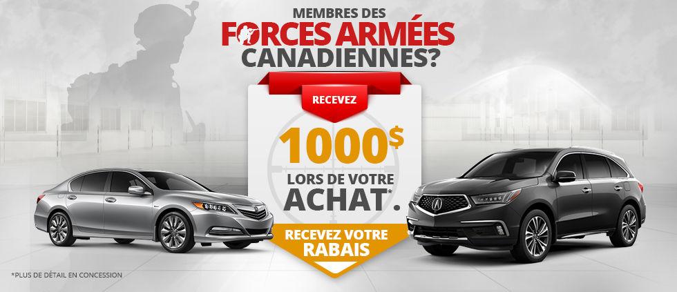 Militaire Canadien