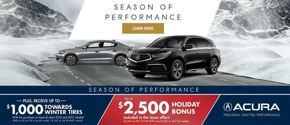 Season of Performance