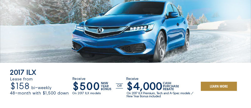Engineered for the Elements - ILX