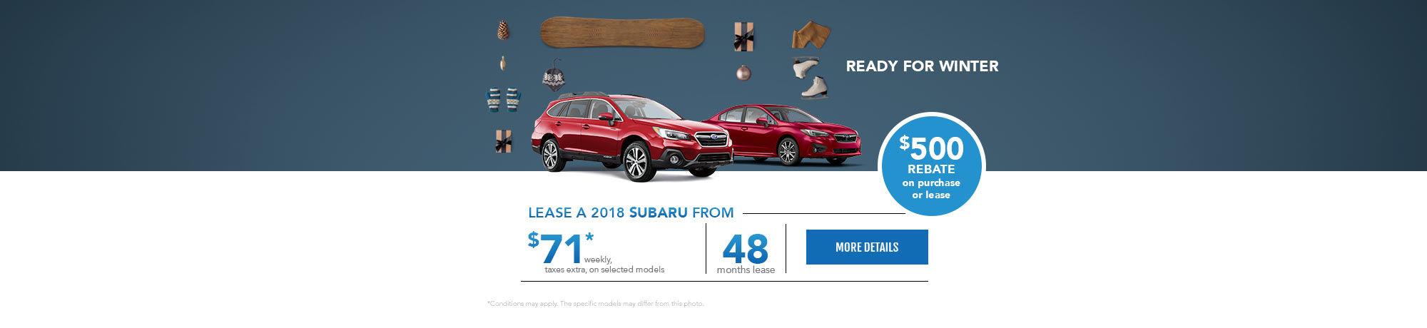 All-New Subaru