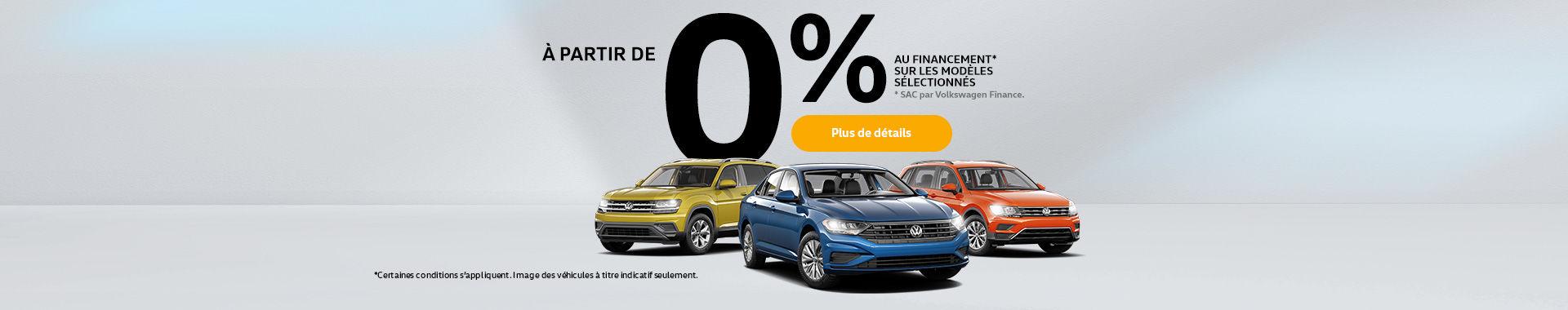 Volkswagen événement - Headers