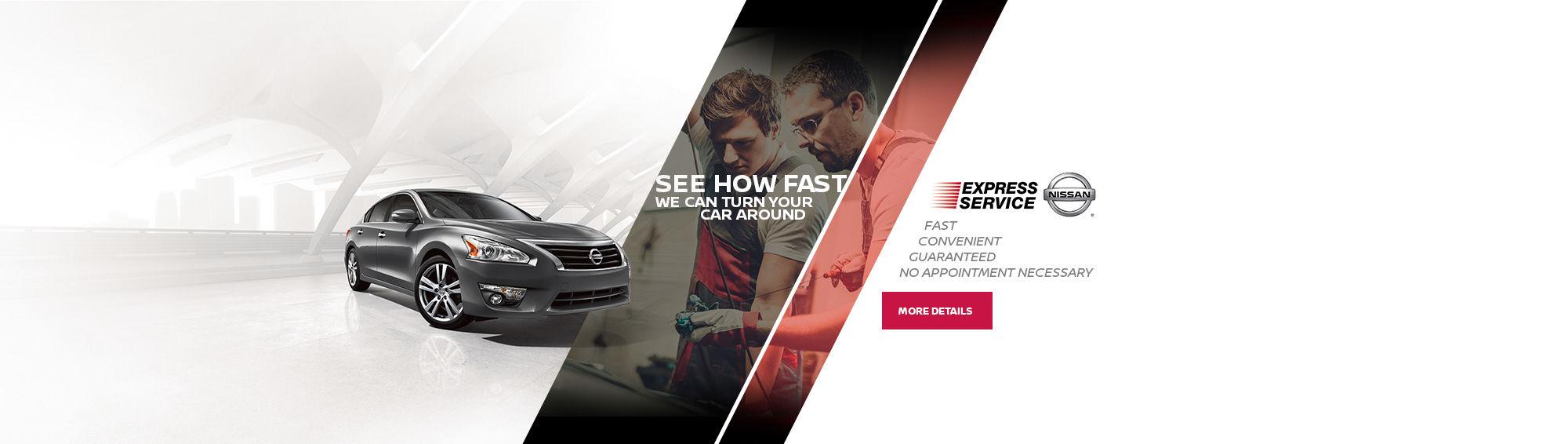 Nissans Express Service