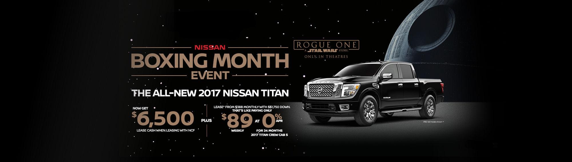 Nissan's Boxing Month Titan (Desktop) (Copy)