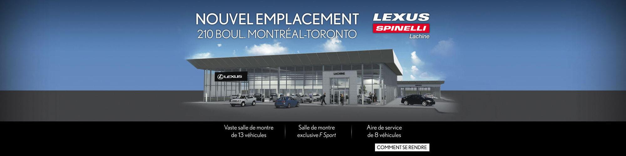 Lexus Lachine - déménagement