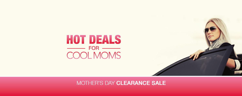 Hot Deals - May