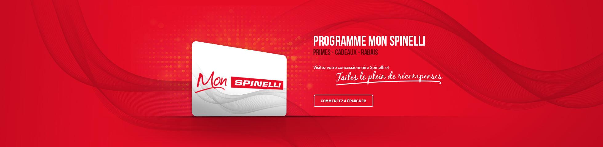 Programme Mon Spinelli