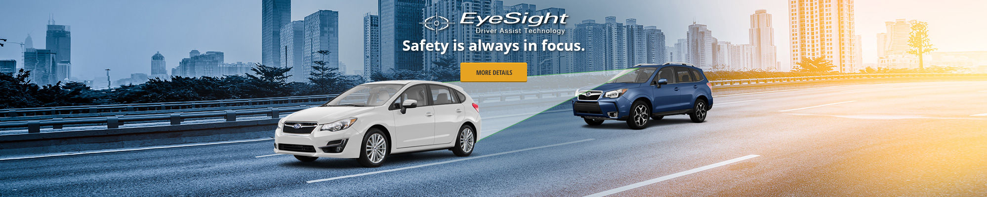 Eyesight - Drive Assist Technology