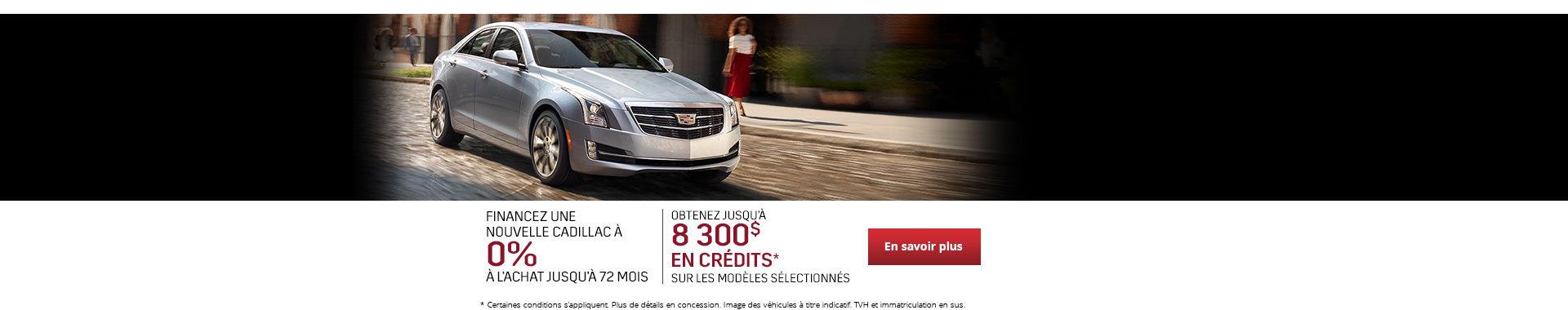 Cadillac Event - Header