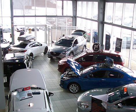 Your Trusted Mazda Dealership in Truro, Nova Scotia