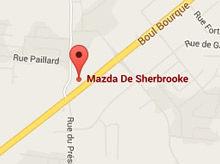 Mazda de Sherbrooke