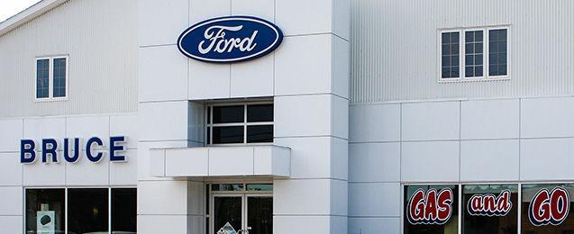 Dealer photo | Bruce Ford | Ford dealer in Middleton, Nova Scotia