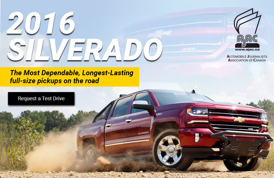 The New 2016 Silverado