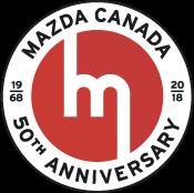 50th Mazda