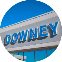 <span>Welcome to</span></br>DOWNEY FORD