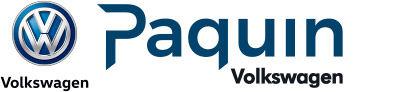 Logo de Paquin Volkswagen