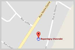 Repentigny Chevrolet