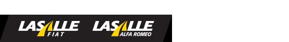 Logo de LaSalle Fiat & Alfa Romeo