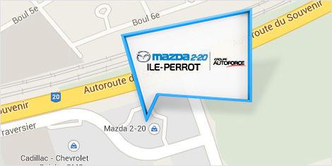 Mazda 2-20 map