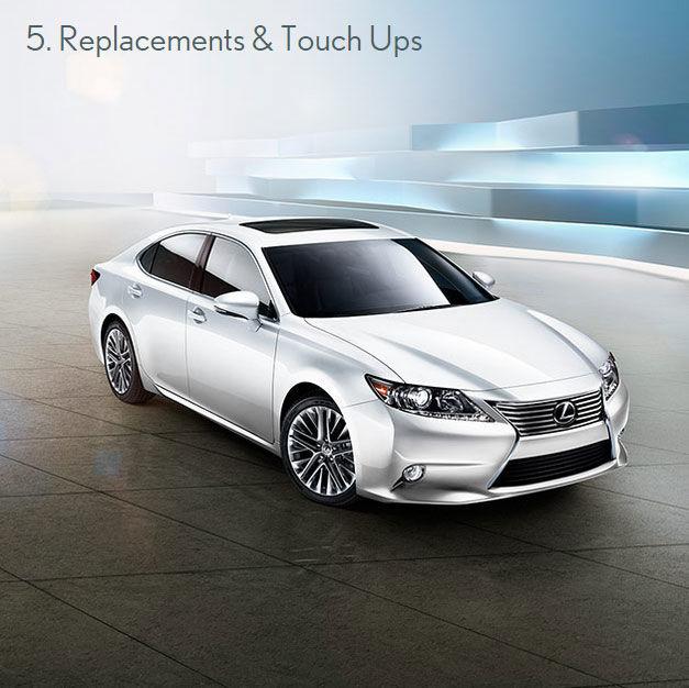 Premium Lexus Products