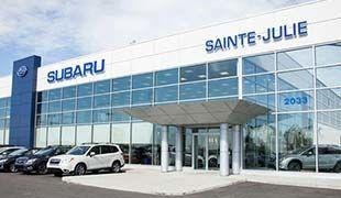Subaru Sainte-Julie