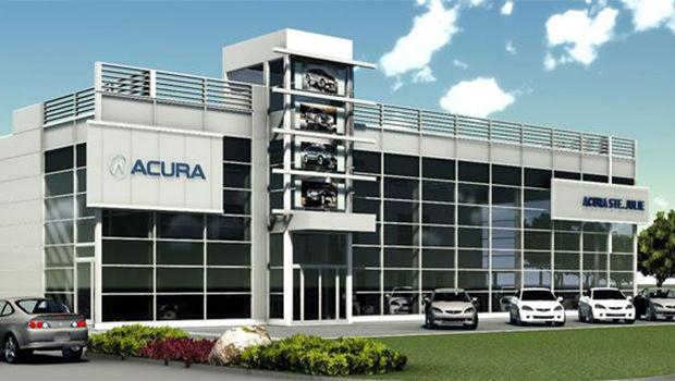 Bienvenue chez Acura Sainte-Julie