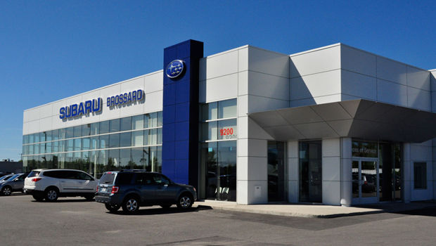 Bienvenue chez Subaru Brossard