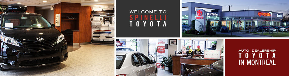 Spinelli Toyota in Lachine