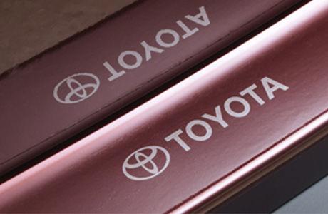 Pièces et accessoires d'origine Toyota