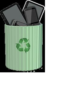 Recyclage des composants électroniques
