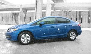 Honda Civic 2013 – Plus belle, amusante à conduire et sécuritaire que jamais