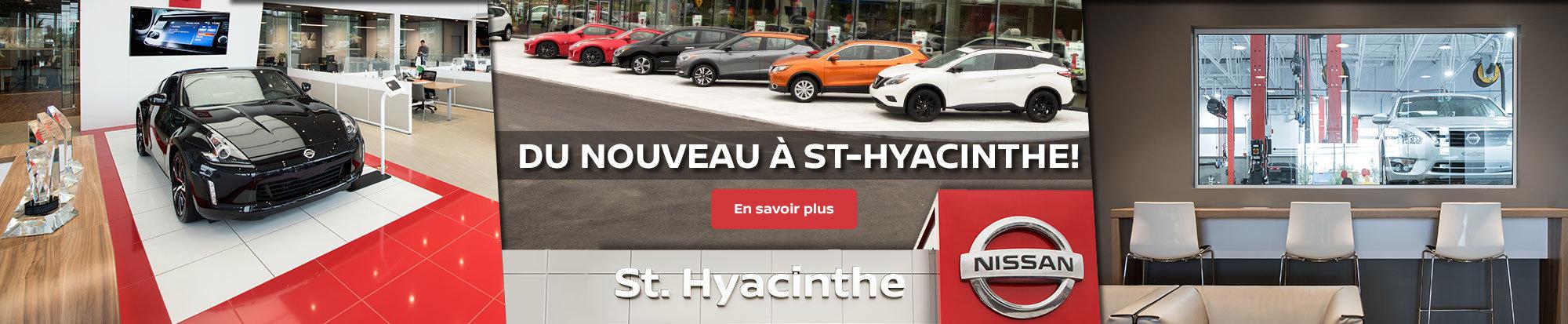 Nouvelle concession à Ste-Hyacinthe!