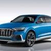 Audi Q8 Sport Concept: powerful and efficient