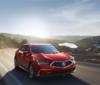 Voici la nouvelle Acura RLX 2018