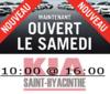 Kia Rio 5 LX+ ** SIÈGES CHAUFFANTS / BLUETOOTH 2013 JAMAIS ACCIDENTÉ!