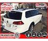 2018 Volkswagen GOLF ALLTRACK PROMO PNEUS HIVERS !+1.8L TSI+8  PNEUS+ BANDE 3M