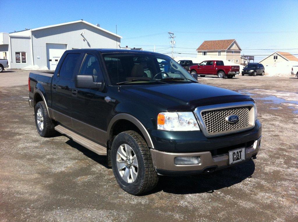 2005 ford f 150 king ranch vendre armand automobiles carleton. Black Bedroom Furniture Sets. Home Design Ideas